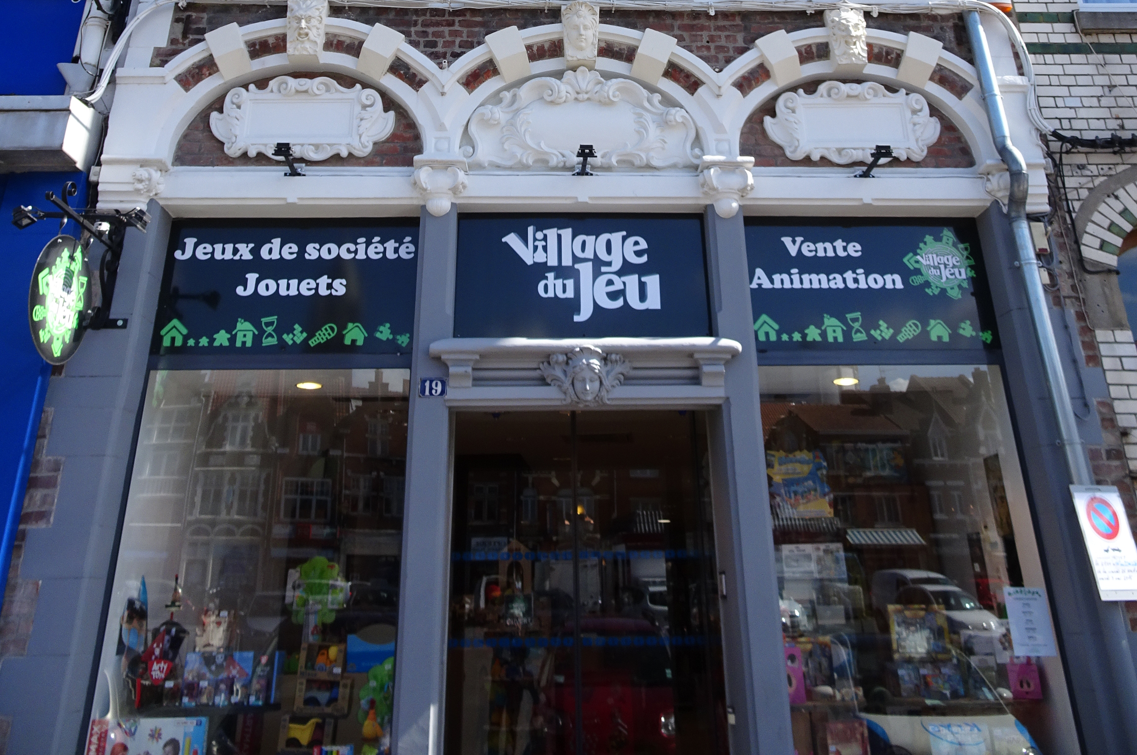 boutique exterieur